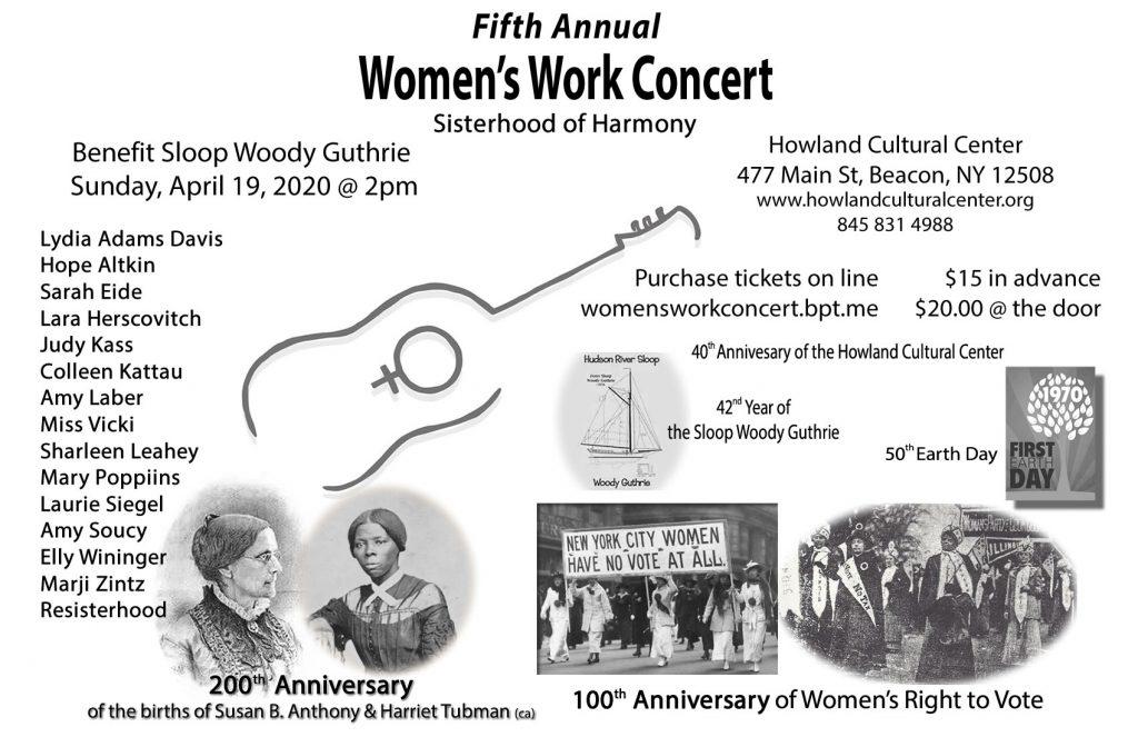 Women's Work 2020
