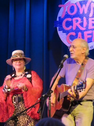 Mary Poppiins with Peter Yarrow